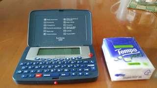 Lexibook 电子筆記簿