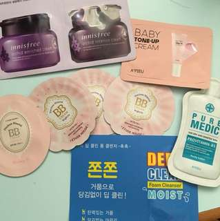 Apieu innis free etude house sample