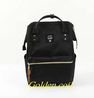 Anello backpack(Black )