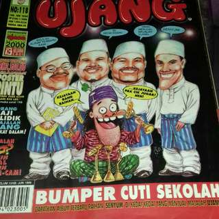 Majalah Ujang NO.118 (BUMPER)