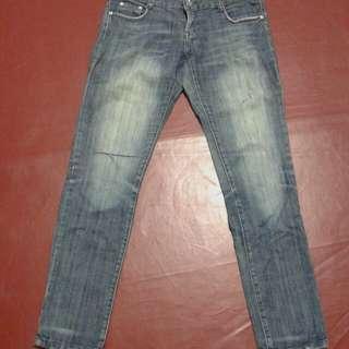 Free ongkir celana jeans 5pm