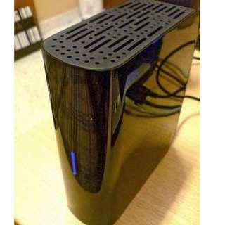 WD 1TB My Book Essential Edition USB 2.0 WD10000H1U-00