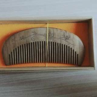 Handcraft Wooden Comb From China