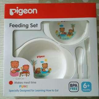 Pigeon Feeding Set Mini - Ex Kado