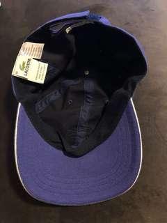 Lacoste purple cap 帽 100% cotton #5336l
