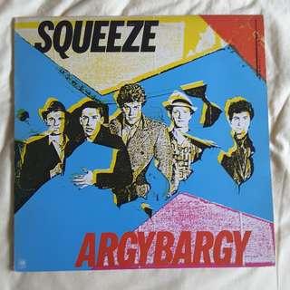 Squeeze - Argybargy Vinyl Record