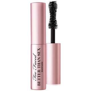 Too faced mascara - better than sex (travel size) 4,8g