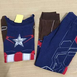 🦄 repriced, BNWT marvel disney longsleeves and pants
