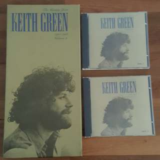 Keith Green : The Ministry Years Vol 2 box set