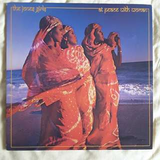 The Jones Girls - At Peace with Woman Vinyl Record