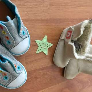 ‼️price reduction ~ Mothercare & markspencer baby shoes
