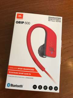 JBL GRIP 500 - in-ear sport headphones