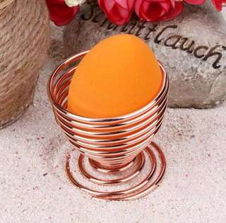 [PREORDER] Rose Gold Beauty Blender Egg Stand