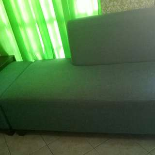 LShape Sala Set w/ Cover