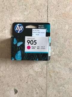 HP Ink Cartridge Officejet 905 MAGENTA