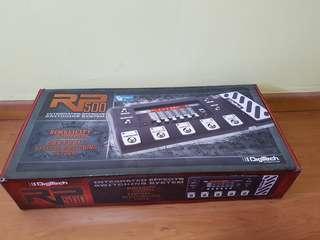 Digitech RP500 Guitar Floor Pedal