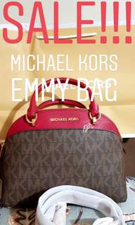 SALE!!! - Brand New MK Emmy Bag (Purchased from Woodbury Premium Outlet Store, NY)