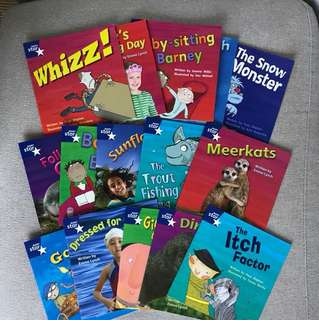 Rigby Star Phase 5 Book Bundle