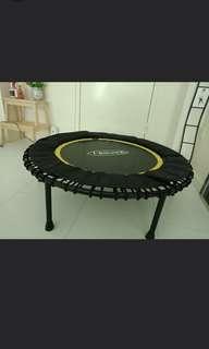 I-bounce Trampoline exercise rebounder