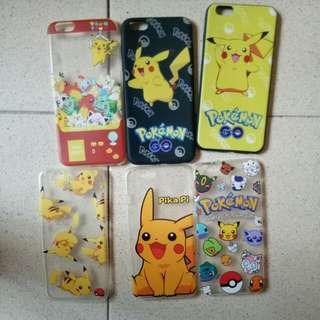 Pokemon Handphone Cover