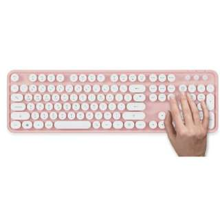 Actto Retro Wireless Keyboard
