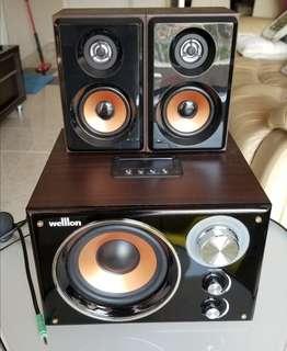 喇叭 loud speaker