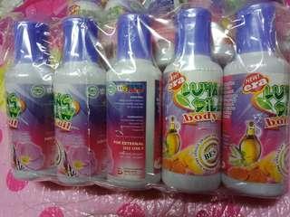 Luyang Dilaw Body Oil