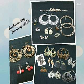 Aneka anting @15k