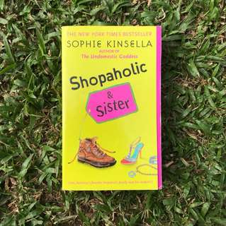 Pre-loved Book: Shopaholic and Sister