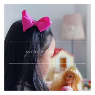 3-inch Hairbows / Hairclips