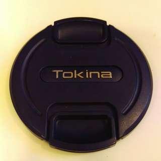Tokina 鏡頭蓋 077 壓按直徑7.3-7.9cm,二手