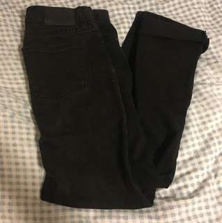 Really cute black Ralph Lauren jeans