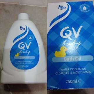 QV Baby Bath Oil