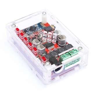 TDA7492P 50Wx2 Bluetooth 4.0 Audio Receiver Digital Amplifier Board + Case