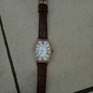 jam tangan merk cartier