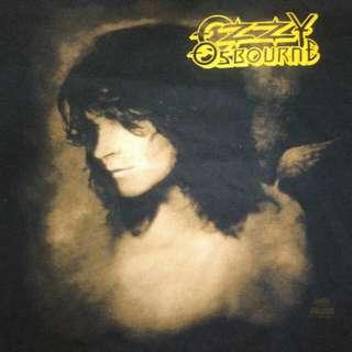 Vintage rare 80s 5050 Ozzy Osbourne te
