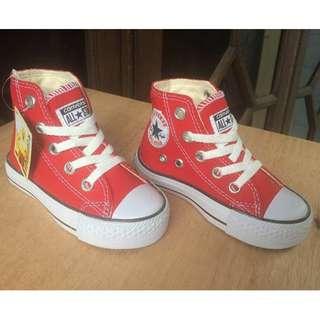 Converse high kids / sepatu jalan jalan / sepatu lari / sneakers