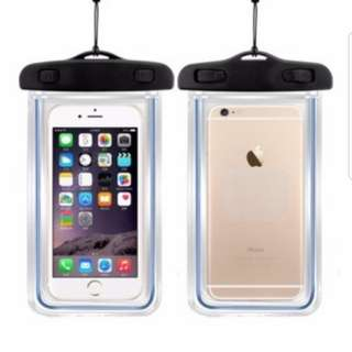 SALE! New Waterproof Pouch for Mobile Phone (Black or White Only)