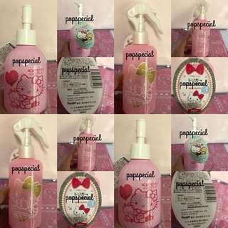 Last SET Hello Kitty Spray Mist Bottle Pump Bottle