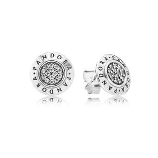 Pandora Signature Stud Earrings