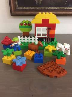Lego duplo 10517 building blocks