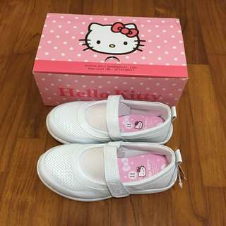 Girls Shoes Hello Kitty School Shoes Size 11