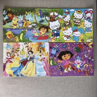 Jigsaw Bundle Set