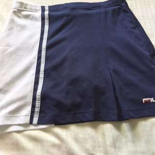 Skort for badminton