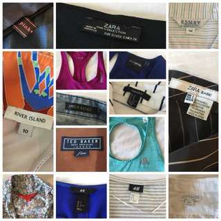 New & Preloved Branded Clothes