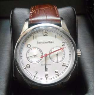 Mercedes Benz Mechanical Watch
