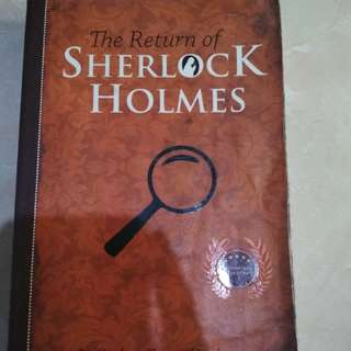 Novel The Return of Sherlock Holmes