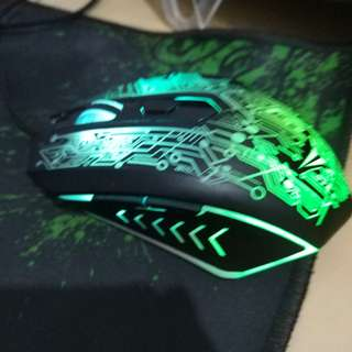 Mouse Alcatroz Xtron Gaming