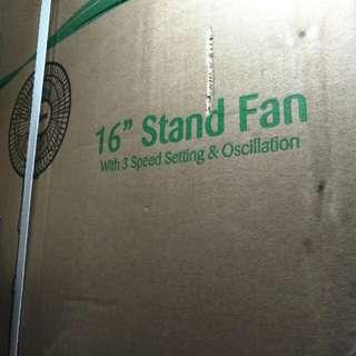 """16""""stand fan"""