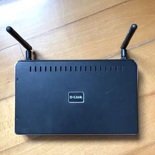 D-Link DIR-615 wireless N300 router 無線路由器